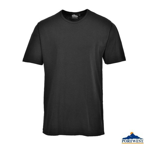 B120 Thermal T-Shirt Short Sleeve
