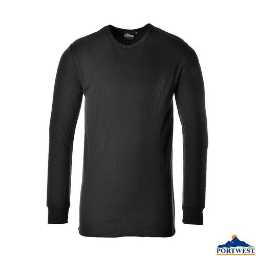 B123 Thermal T-Shirt Long Sleeve