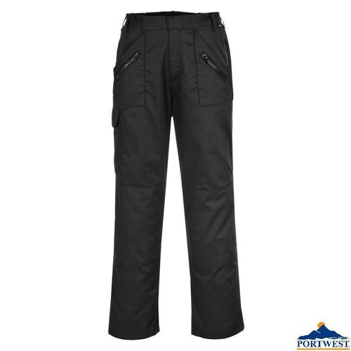 C887 Action Trousers With Back Elastication