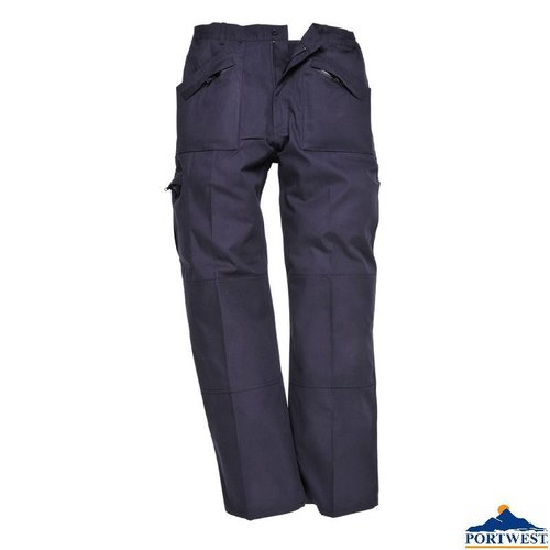 S787 Classic Action Trousers Texpel Finish