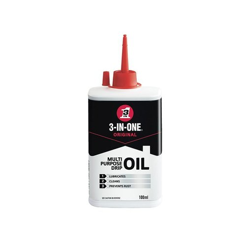 3-In-One Multi- Purpose Flexican Oil 100ml