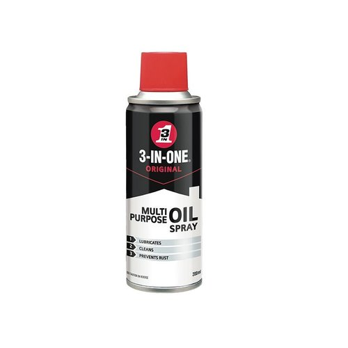 3 In One Oil Aerosol Can 200ml