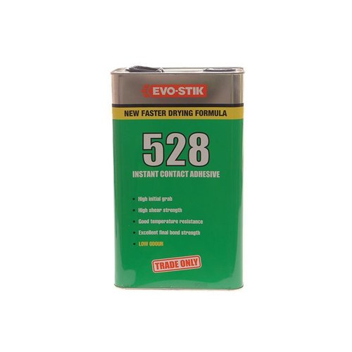 528 Evo-Stick Contact Adhesive 5 Ltr
