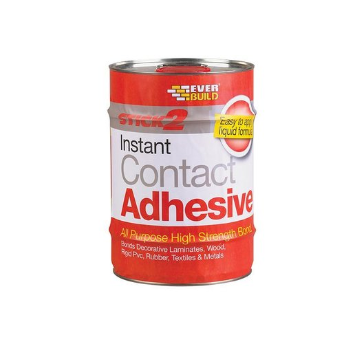 Everbuild Stick 2 Contact Adhesive 5Ltr