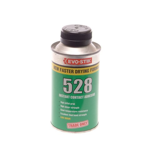 Evo-Stik 528 Instant Contact Adhesive 500ml