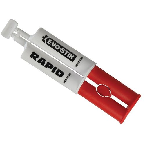 Evo-Stik Epoxy Rapid (5min) Syringe 25ml