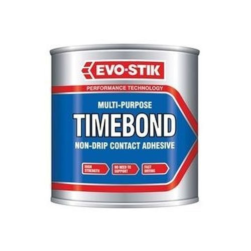 Evo-Stik Time Bond Contact Adhesive 1Ltr