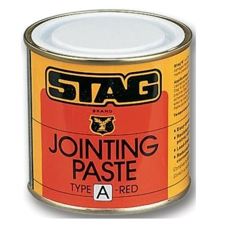 Stag Red A Jointing Paste 400g