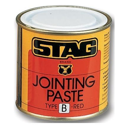 Stag Red B Jointing Paste 500g