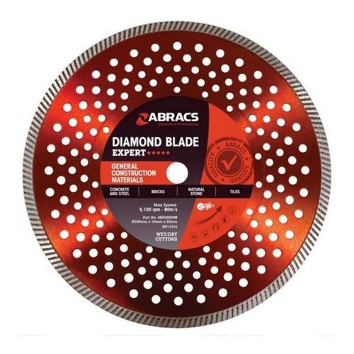 350mm x 10 x 25 Construction (Rebar) Diamond Blade