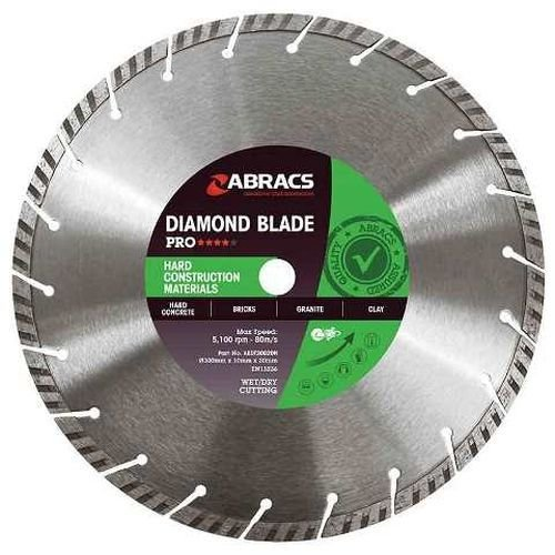 300mm Diamond Blade Pro Hard Materials