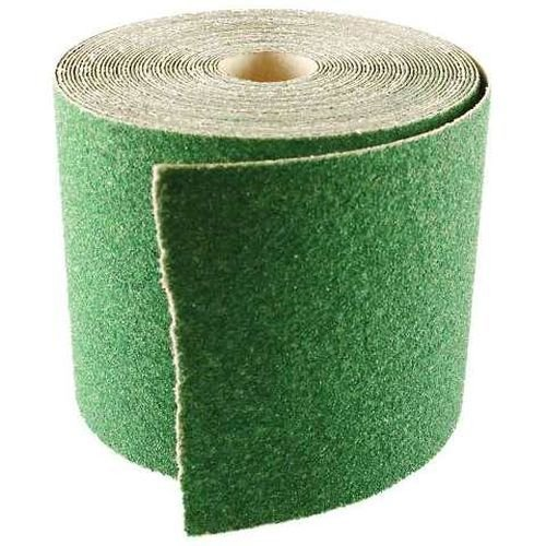 Sandpaper Roll Green 115mm x 5mtr
