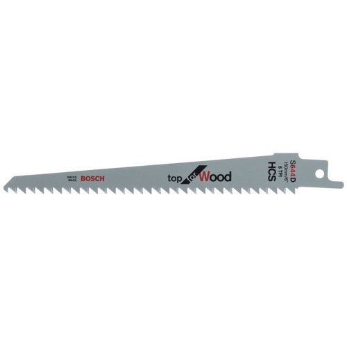 S644D Reciprocating Saw Blade For Wood 150mm (5)