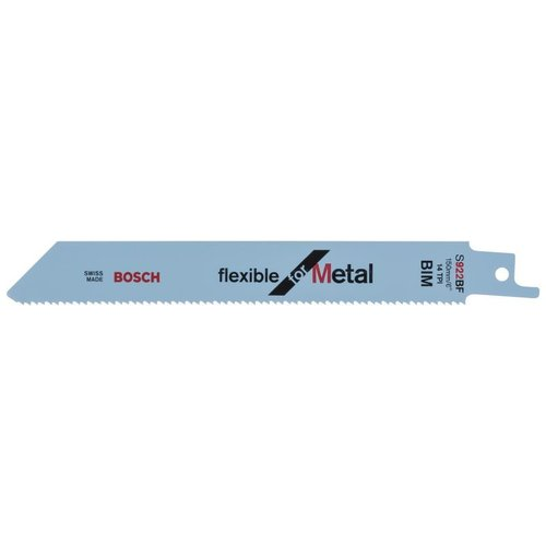 Bosch S922BF 150mm 3-8mm Sabre Saw Blades (5)