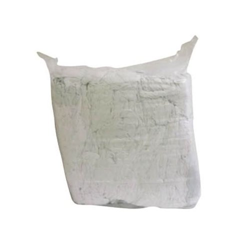 White Cotton Sheeting (Hospital) Rags 10kg