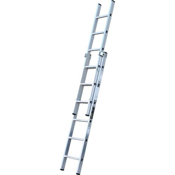 Youngman Trade 200 2 Section Ladder Ext  2 79mtr