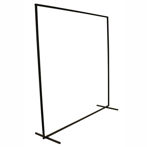 6' x 6' Curtain Frame                .