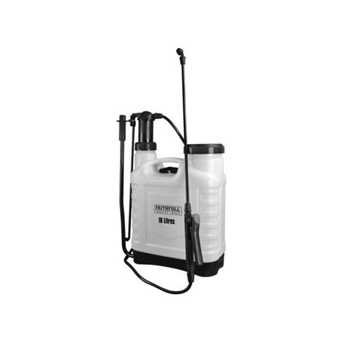 Faithfull Pressure Sprayer Knapsack 16ltr