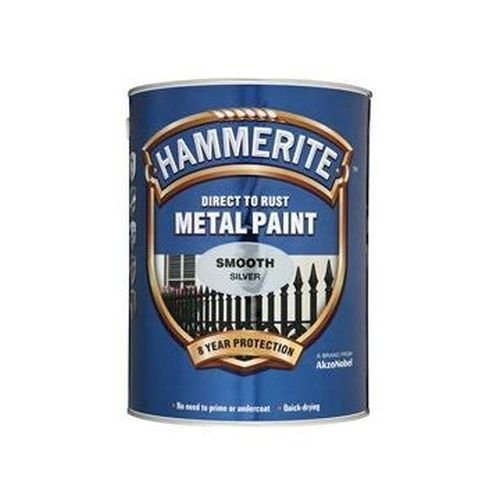 Direct to Rust Smooth Finish Metal Paint Black 2.5
