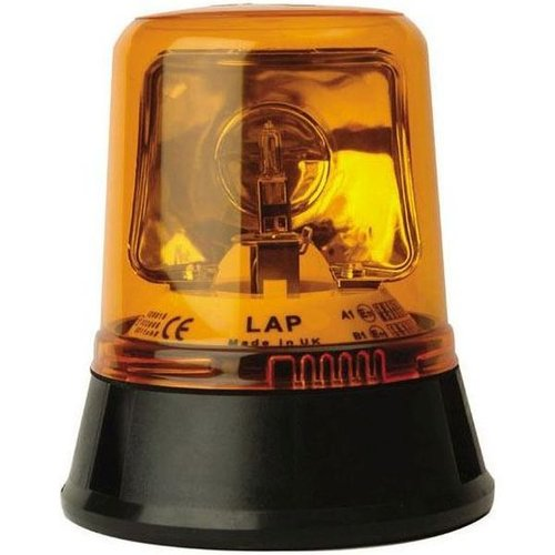 Beacon LAP Rotating 3 Point Amber
