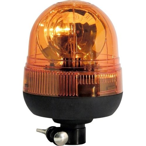 Beacon Rotating DIN Mount Amber