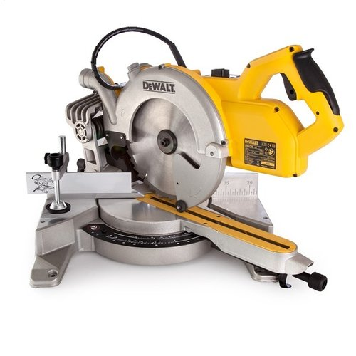 Dewalt DWS778 Mitre Saw Slide 250mm 1650W