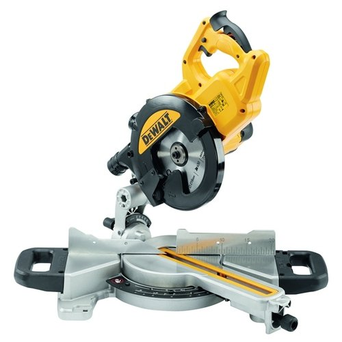 Dewalt DWS774 216mm Slide Mitre Saw XPS 1400W