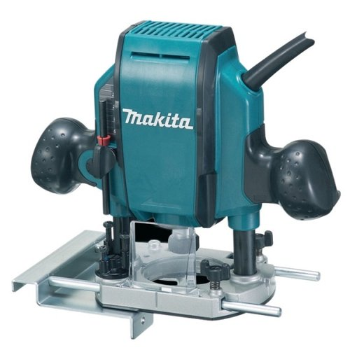 Makita RP0900X Plunge Router 1/4in Collet 900W