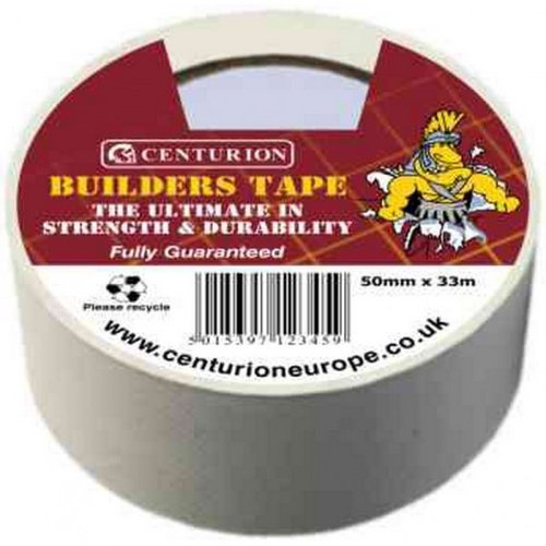 50mm x 33mtr Builders Tape                .