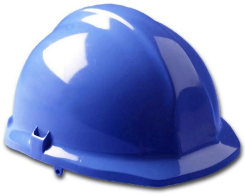 Centurion 1125 Reduced Peak Safety Helmet Blue