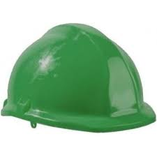 Centurion 1125 Reduced Peak Safety Helmet Green