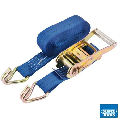 Heavy Duty Ratcheting Tie Down Straps 750kg