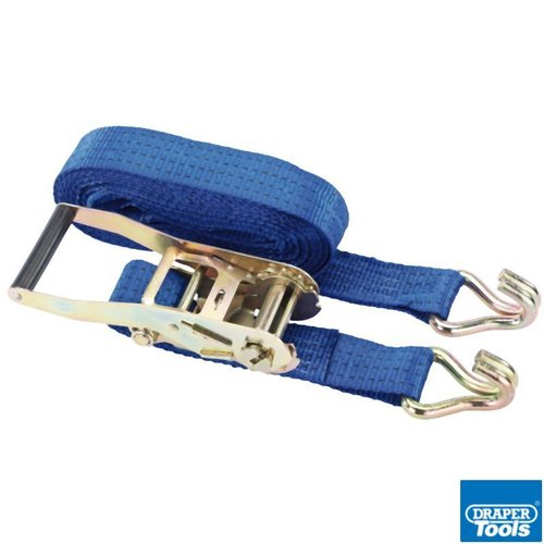 Heavy Duty Ratcheting Tie Down Straps 1300kg
