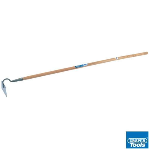 Carbon Steel Draw Hoe Ash Handle