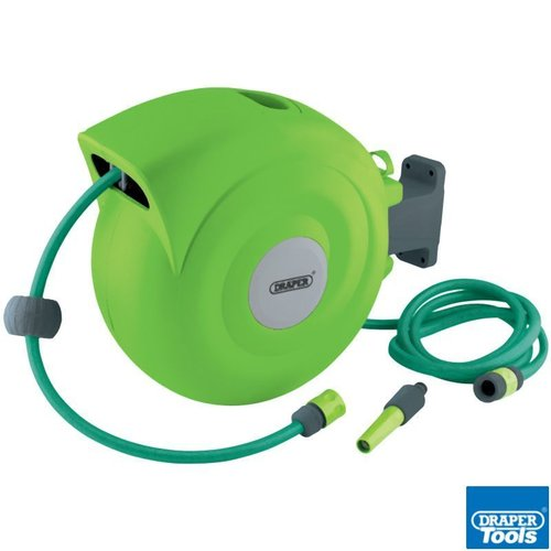 Retractable Garden Hose Reel 20mtr