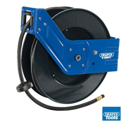 Retractable Air Hose Reel 15mtr