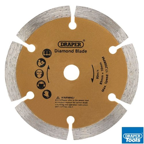 89mm Diamond Blade for Mini Plunge Saw