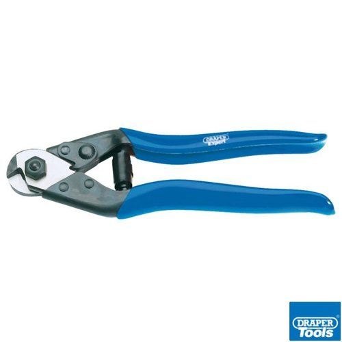 Expert 190mm Wire Rope or Spring Wire Cutter