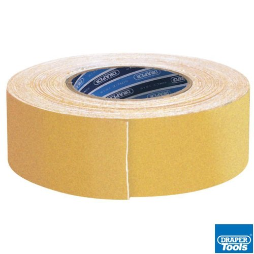 18M x 50mm Yellow Heavy Duty Safety Grip Tape