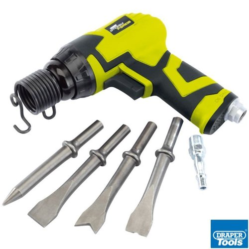 Storm force Composite Air Hammer & Chisel Kit