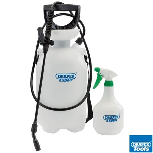 Pressure Sprayer 6.25ltr Mini Sprayer 900ml