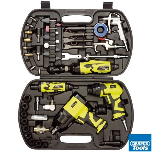 Storm force Air Tool Kit 68pce