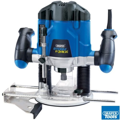 Storm force Variable Speed Router Kit 1200W