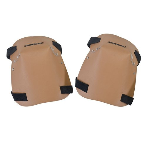 Leather Knee Pads                .