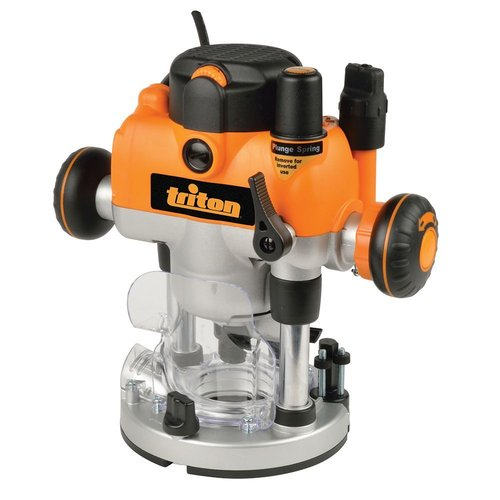 Dual Mode Precision Plunge Router 1400W