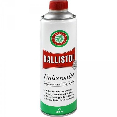 Ballistol Universal Oil 500ml                    .