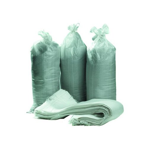 Polypropylene Sandbag with Tiestring 750 x 325mm