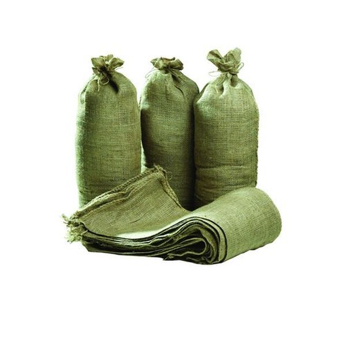 Hessian Sandbag with Tiestring 750 x 325mm