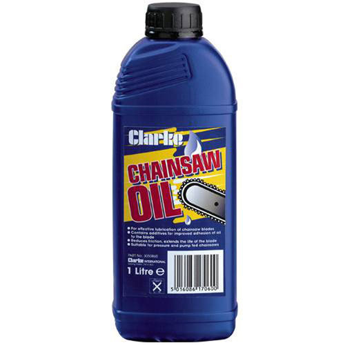 Chainsaw Lubrication Oil 1ltr