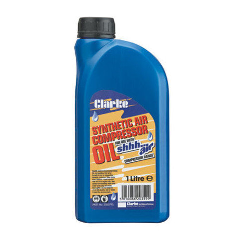 Synthetic Compressor Oil 1ltr